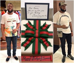 Hushpuppi Nigeria's High And Mighty