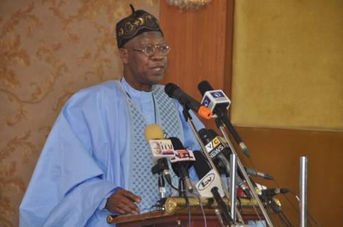 PAYG: Exposing The Six Lies Lai Mohammed Told The National Assembly