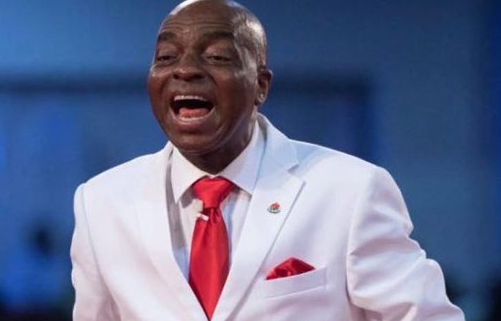Bishop Oyedepo Blasts Government Again Over Church Reopening