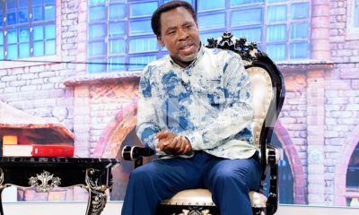 TB Joshua On Opening Of Churches