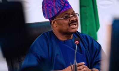 BREAKING : Former Oyo Governor , Abiola Ajimobi Dies