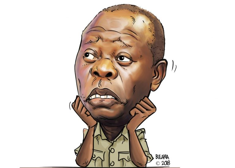 Adams Oshiomhole : Court Upholds His Suspension As APC Chairman