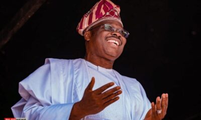 AJIMOBI : Police Officers Takes Over His Oyo Home