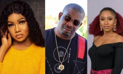BBNaija Reunion : Don Jazzy Advised Me On Mercy- Tacha Reveals
