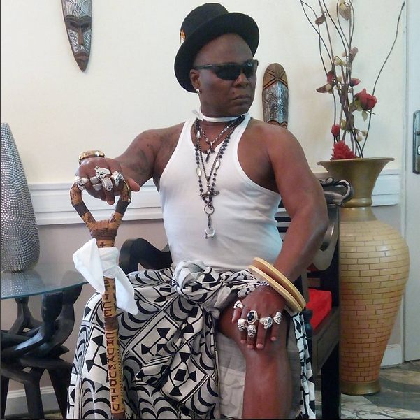 I Will Poison Charly Boy Myself - Mr Ibu , Jim Iyke Calls Him Vampire