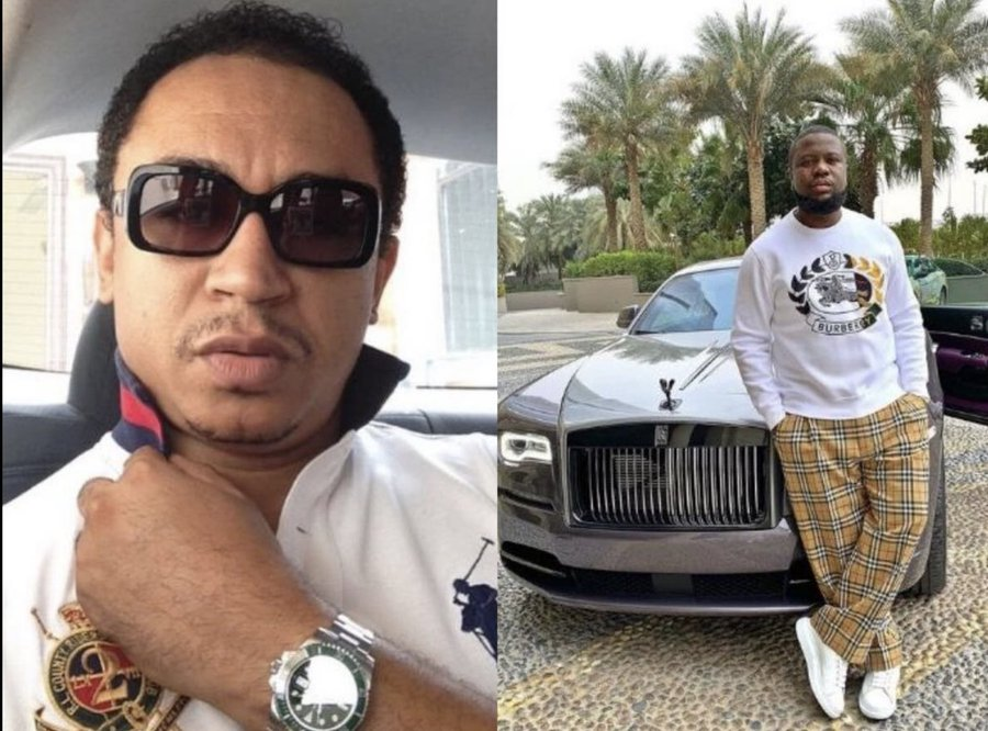 Daddy Freeze In Trouble Over Hushpuppi Interview He Did In Dubai