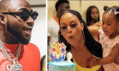 DAVIDO : Amanda Another Baby Mama Is Jealous Of Chioma