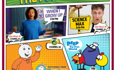 6 Educational Programmes To Keep The Children Learning on GOtv