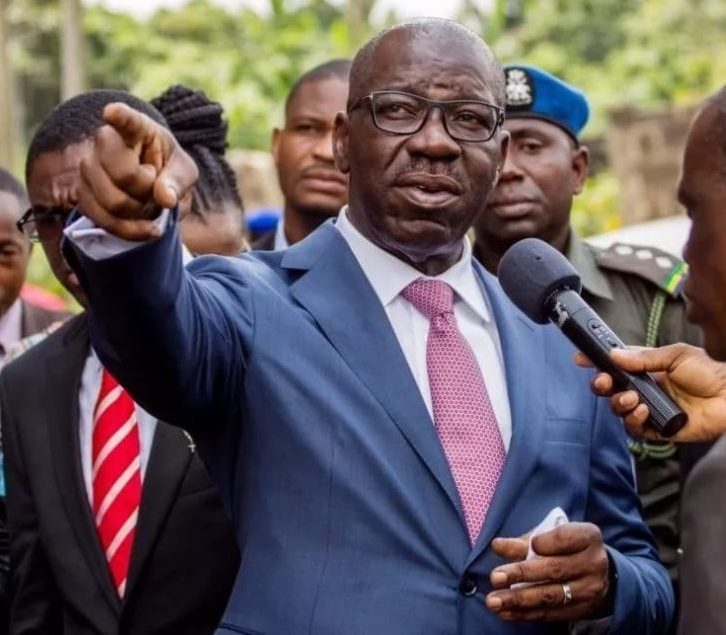 EDO 2020 : Obaseki Officially Registers With PDP