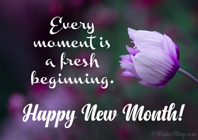 50 Happy New Month Messages, Prayers, Wishes For July