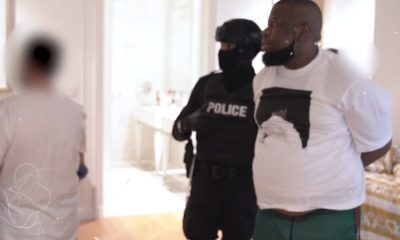 HUSHPUPPI : Watch Video Of How SWAT Arrested Him In Dubai