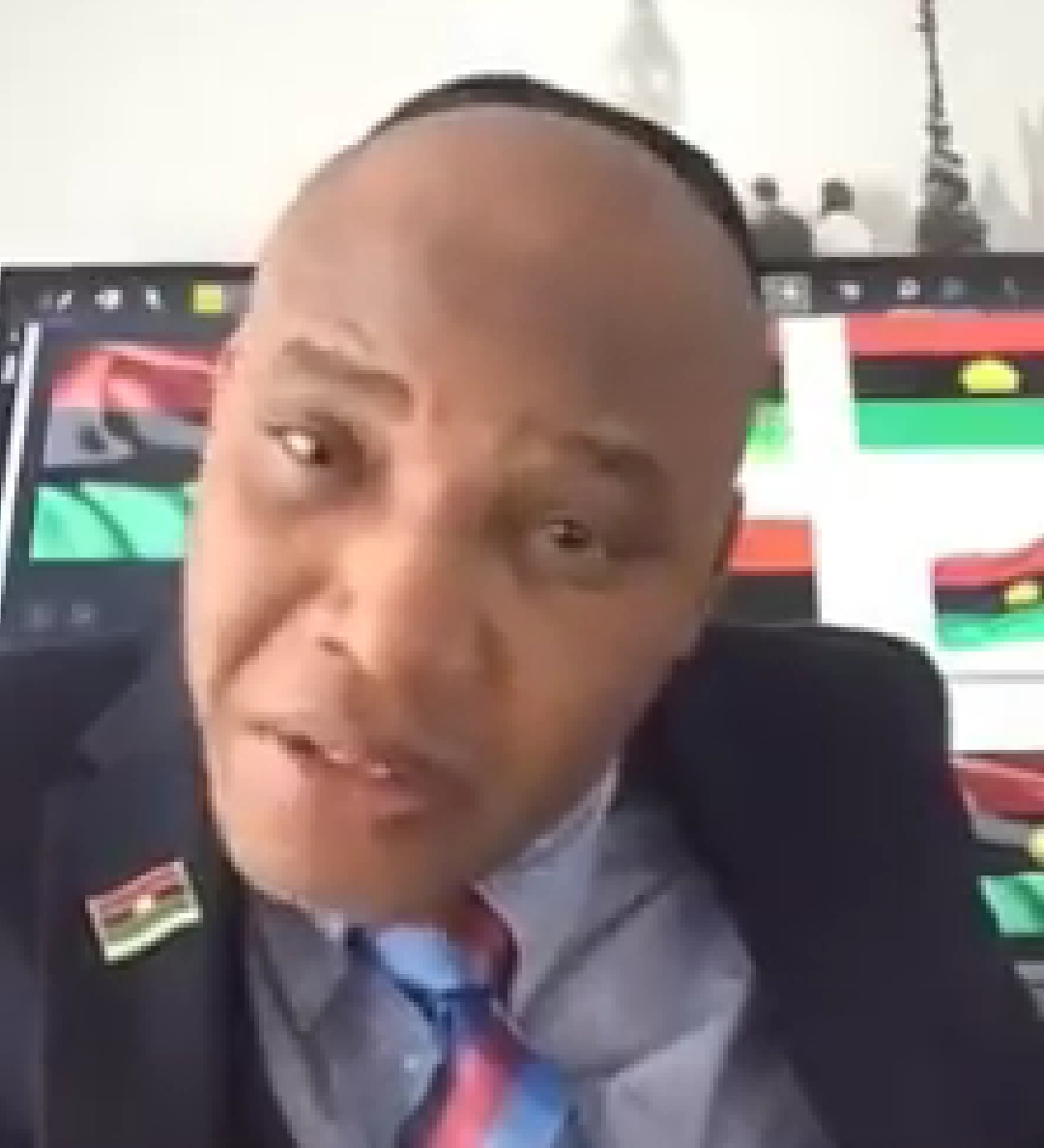 Nnamdi Kanu On The History Of Igbos, Biafra And Nigeria