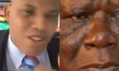 BIAFRA : Nnamdi Kanu Blasts Pa Edwin Clark, Calls Him Names