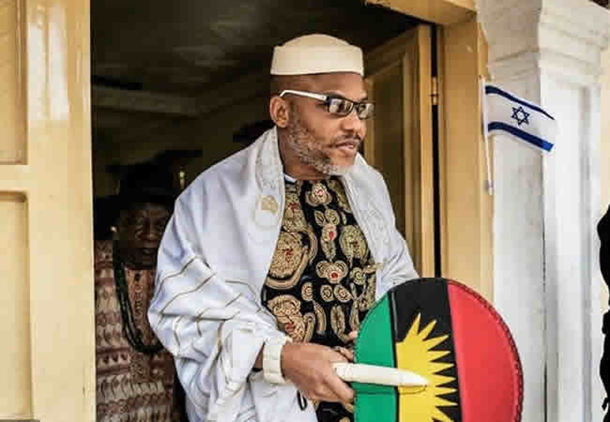 Nnamdi Kanu In Trouble As Figures Of Defense Funds Leaks