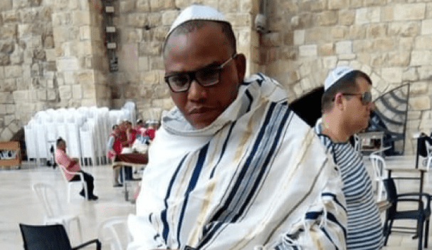 Nnamdi Kanu Reveals How Israel Influenced Jonathan's Government
