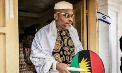 Nnamdi Kanu Reveals Real Reason Buhari Wants Him Dead