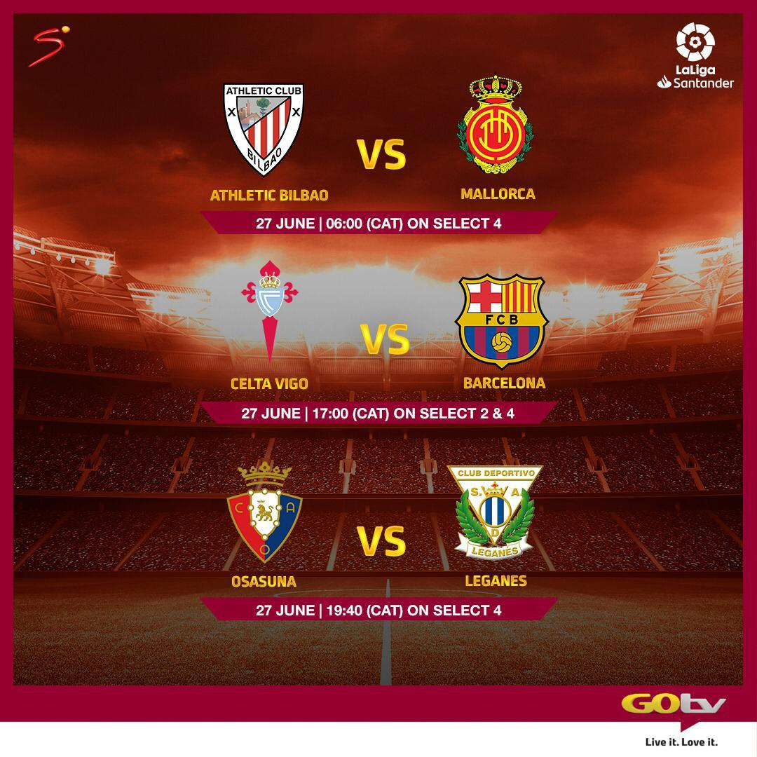 Major Football Leagues Continue This Weekend on DStv, GOtv