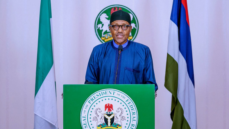 President Buhari Lists The Achievements Of His Government