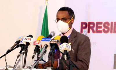 COVID-19 : 60 % Of Igbos Don't Believe The Virus Is Real - FG