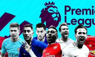 EPL fixtures for the remaining 92 Matches of the 2019/20 season