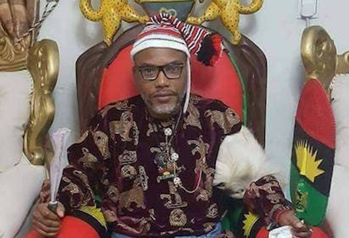 Nnamdi Kanu Orders IPOB On What To Do To Nigerian Embassies