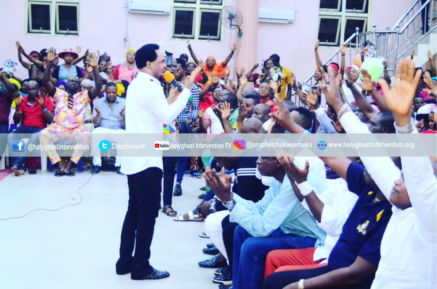 Prophet Odumeje Releases New Prophecies And Music Video