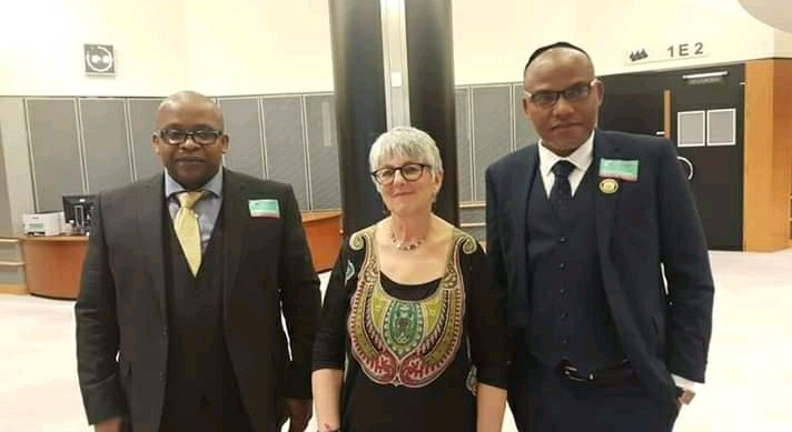 BIAFRA : Uche Mefor Calls Out Terrorists And Religious Bigots In IPOB