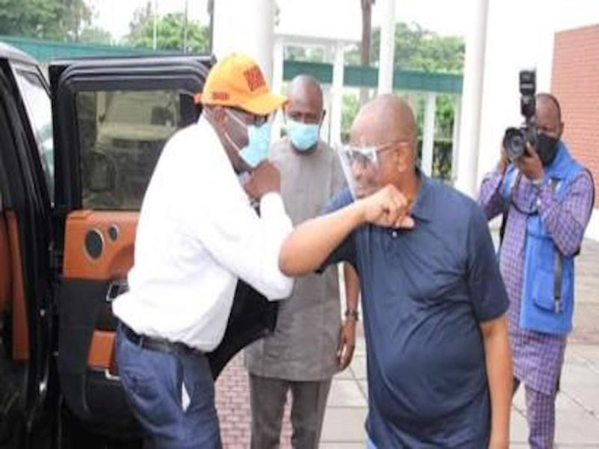 EDO PDP : Reason Wike Pulled Out Of Obaseki's Reconciliation Efforts
