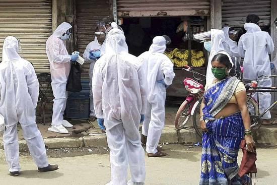 COVID-19 : Groom Dies, Infects 100 People At His Wedding Ceremony