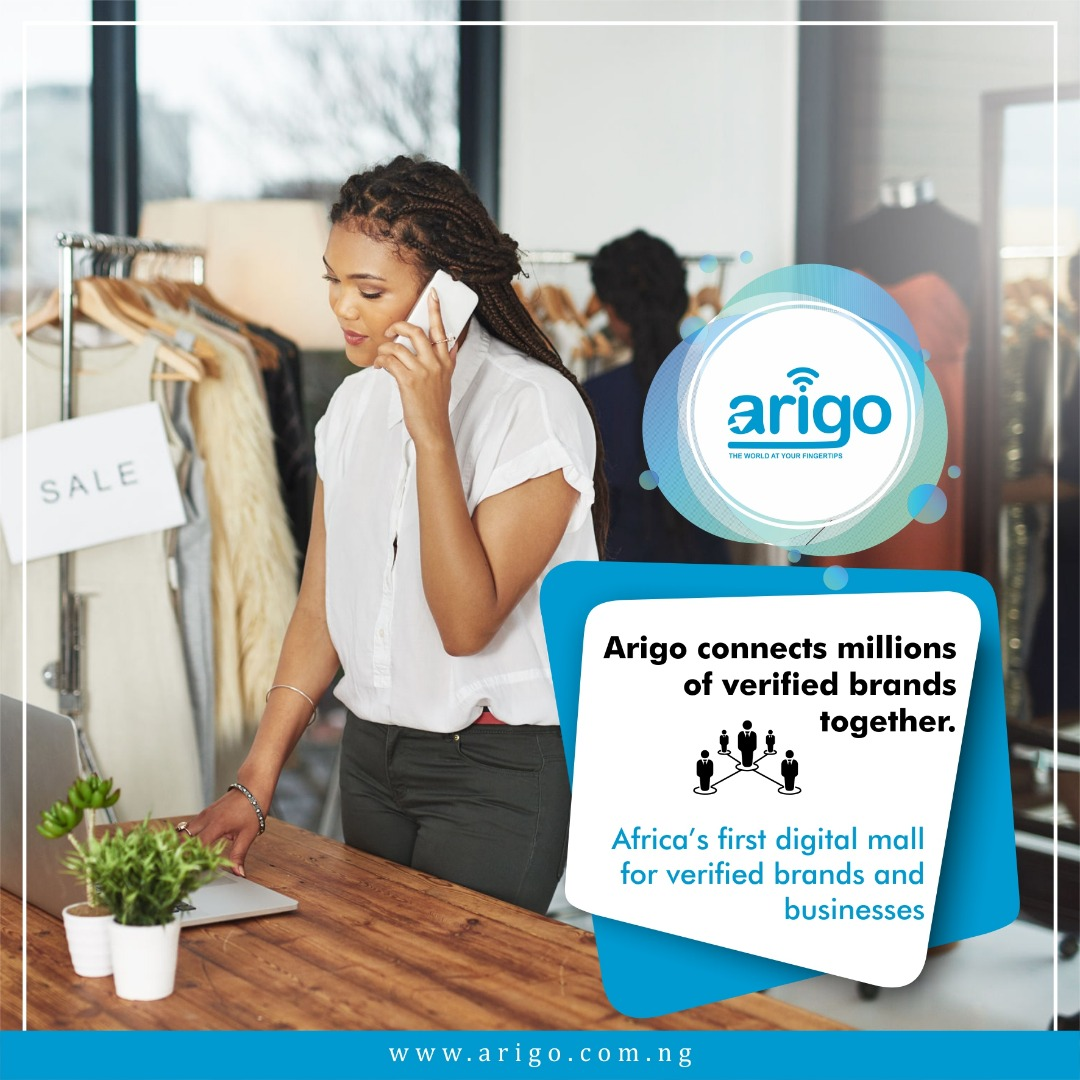 Recently launched e-commerce platform,Arigo, records over 1000 verified businesses