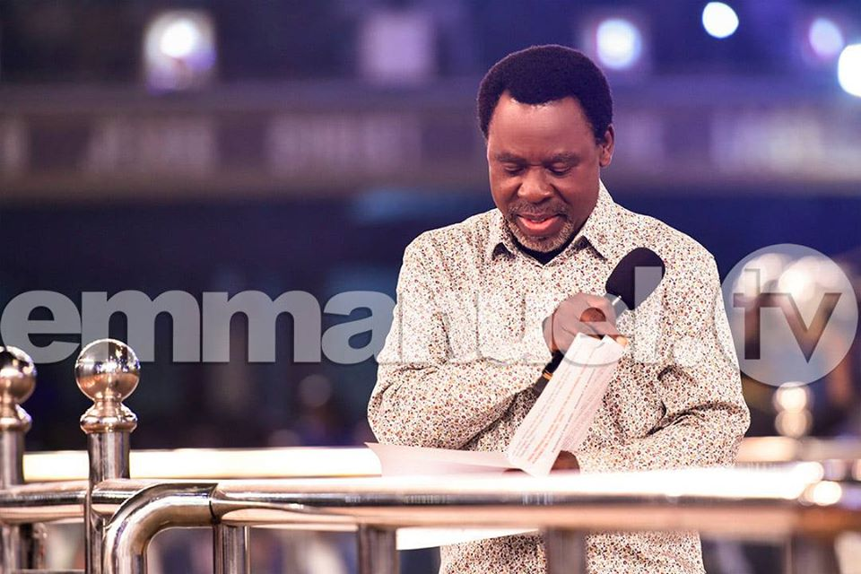 Scottish Independence Surges , Confirming TB Joshua Prophecy