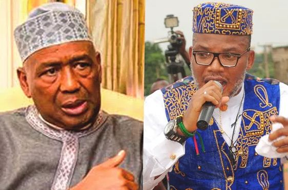 FUNTUA : Nnamdi Kanu Reveals The Next Two People To Die In Aso Rock