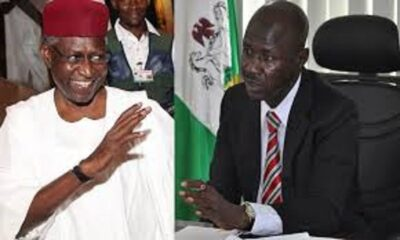 Nigerians Link Abba Kyari's Death To The Suspension Of Magu