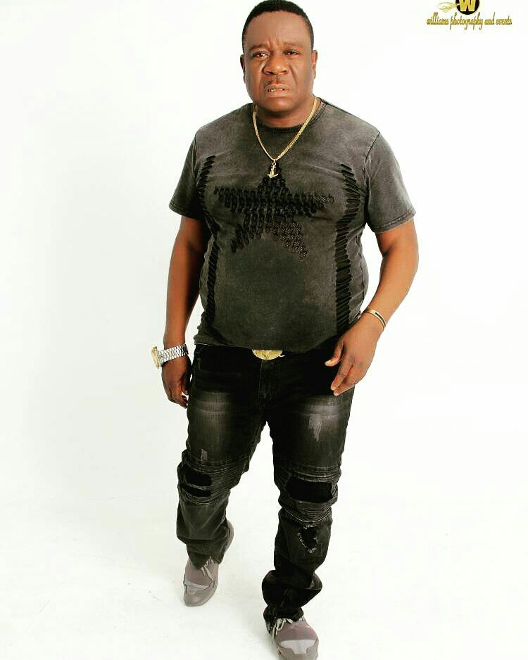 Nigerian Actor, Mr Ibu Says There Is No COVID-19 In Nigeria