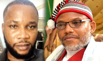 IPOB : Nnamdi Kanu's Brother Beat And Burnt Woman's Car And Business