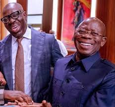The Real Reason Oshiomhole Is After Me - Obaseki Reveals