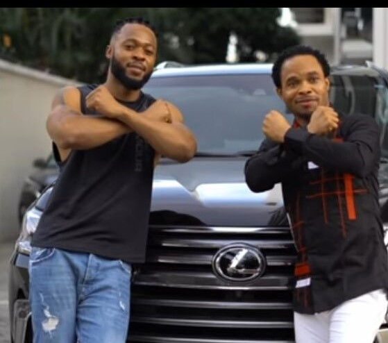 MUSICVIDEO: Odumeje And Flavor Are Up To Something…Talks About COVID-21