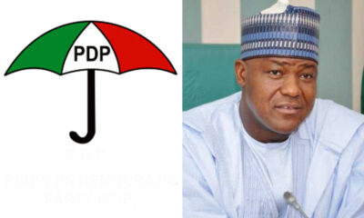 Dogara Defected Because Of His 2023 Vice Presidential Ambition- PDP
