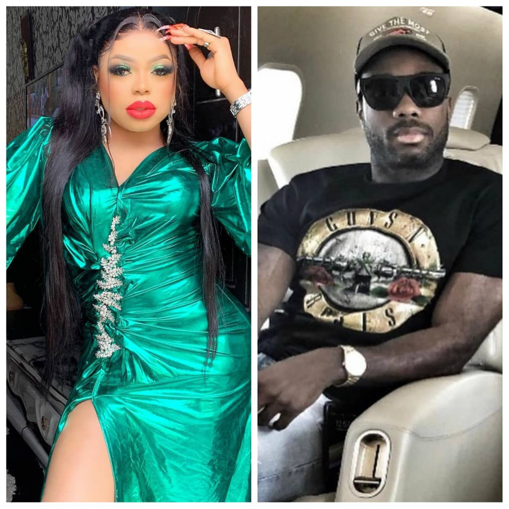 Bobrisky Unveils The Love Of His Life , Henry Ike , An Igbo Guy