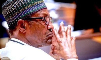 What President Buhari Told APC Governors And Mala Buni's Team
