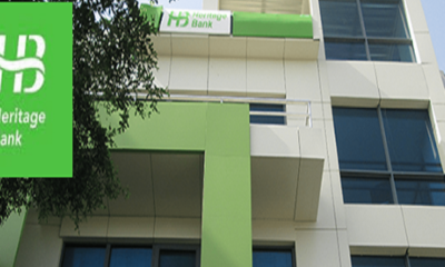 COVID-19 CASE : Heritage Bank Shuts Branch For Disinfection