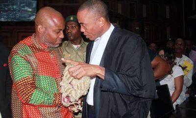 BIAFRA : Tony Nnadi Blasts Nnamdi Kanu , Unveils Roadmap To Freedom