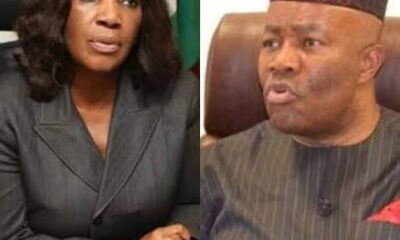 Akpabio Bombed Pipeline -Joy Nunieh , She Has Temper Issue- Akpabio