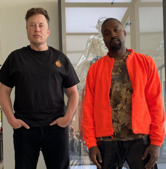 Kanye West Declares Interest To Run Against Trump, Elon Musk Reacts