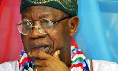 BBNAIJA : Nigerians Blast Lai Mohammed For Trying To Shutdown Show