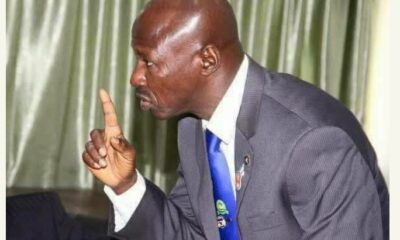 What Suspended EFCC Chairman, Ibrahim Magu Said After Regaining Freedom