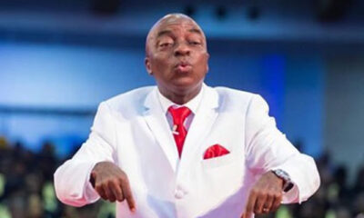 OYEDEPO :You Are Under Curse If You Don't Tithe, Nigerians Fire Back