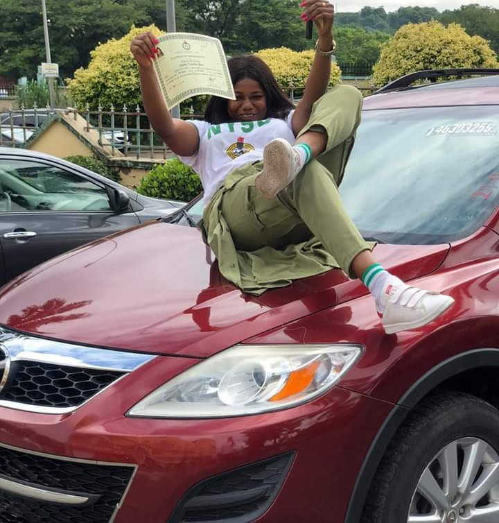 Nigerian Fish Seller Buys Herself An SUV After NYSC