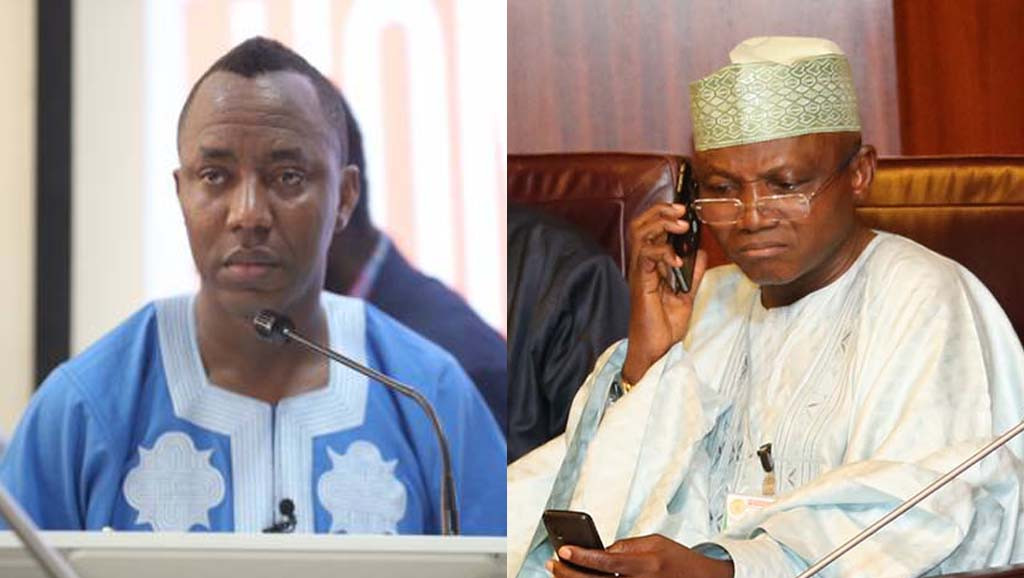 Sowore Replies Garba Shehu, Dares Him Release The DSS Tapes