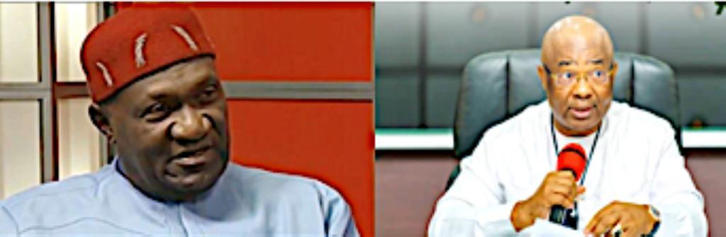 OHANAEZE NDIGBO : Gov. Uzodinma And Nwodo Are Working Against Buhari
